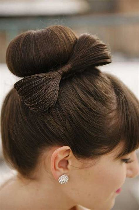 Wedding Hairstyles Bun Updo by 25 Bun Wedding Hairstyles Hairstyles Haircuts