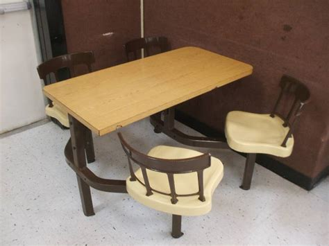 cafeteria tables with attached seating cafeteria seating abi 305 commercial restaurant
