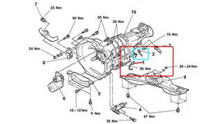 mitsubishi l200 where can i locate the reversing light sensor