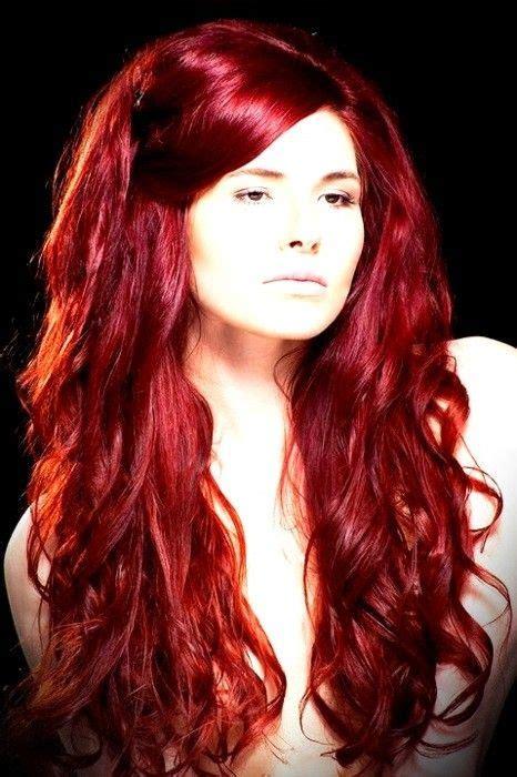 ruby hair color hair ruby hair color gallery 187 bright hair