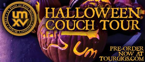umphreys couch tour umphrey s mcgee announces halloween 2013 webcast