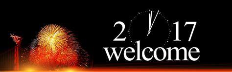 welcome the new year illustration gratuite feux d artifice fus 233 e image