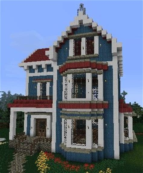 build a victorian house minecraft house blueprint google search minecraft