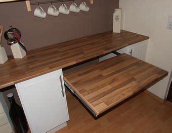 Küchenarbeitsplatte Ikea by The 25 Best Ausziehbarer Tisch Ideas On