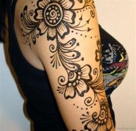 bottom tattoo designs henna designs shoulder flower www pixshark