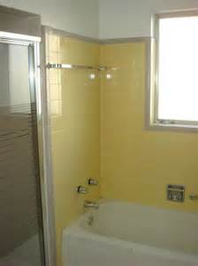 yellow bathroom tile 38 yellow bathroom tile ideas and pictures