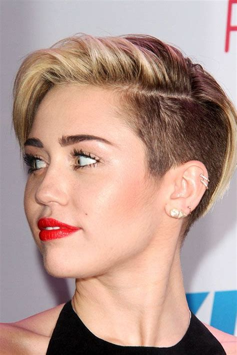 Miley Cyrus Hairstyle by The 25 Best Ideas About Miley Cyrus Hair On