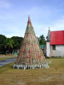 bamboo christmas tree siquijor explore anti factory