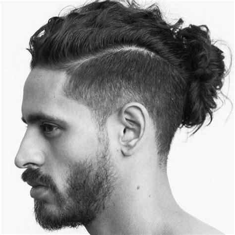 Man Bun Hairstyle   Men's Haircuts   Hairstyles 2018