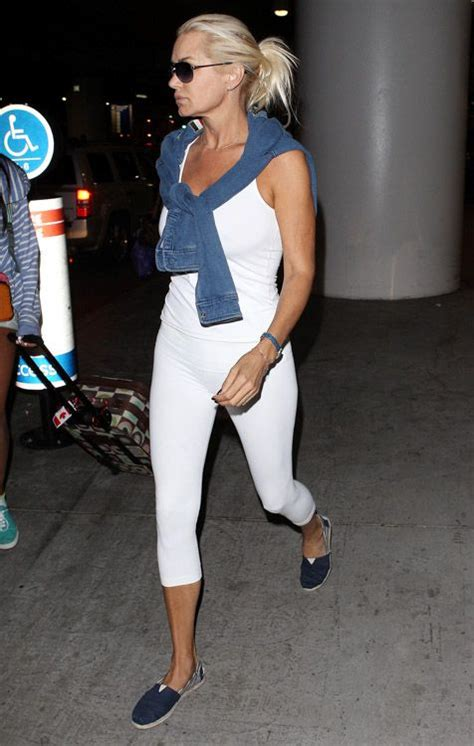 yolanda foster exercise clothes 98 best images about yolanda foster style on pinterest