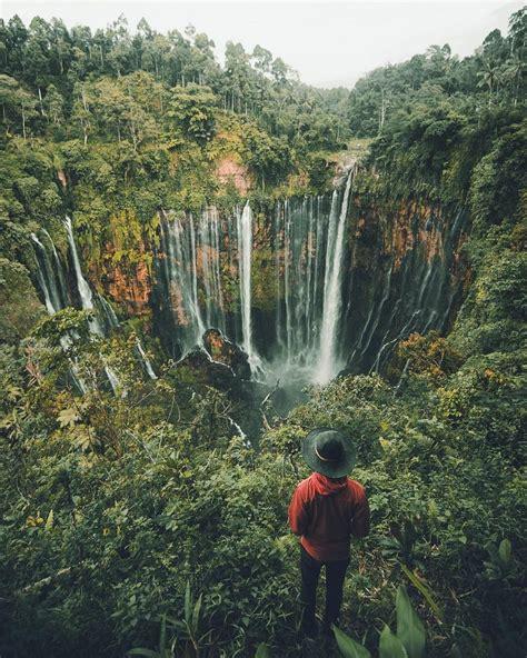 tumpak sewu east java indonesia indonesia travel