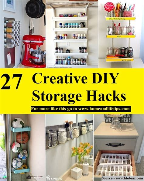 life hacks storage life hacks storage 28 images 22 smart diy organization