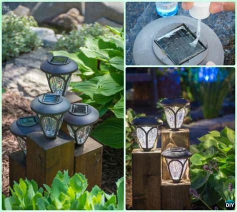 Diy Solar Light Craft Ideas For Home And Garden Lighting Solar Light Ideas