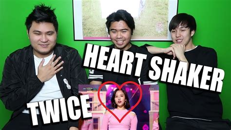 download lagu twice heart shaker download lagu twice heart shaker mv reaction funny fanboys