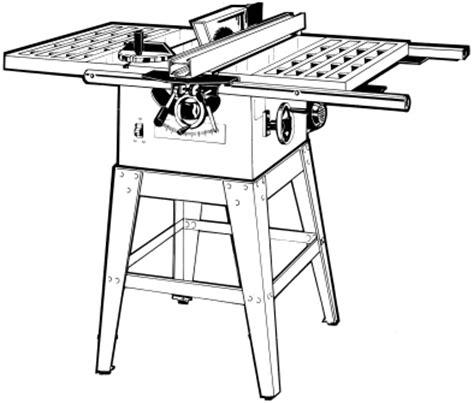 powermatic table saw parts powermatic 63 10 quot artisan s table saw op part manual 0532