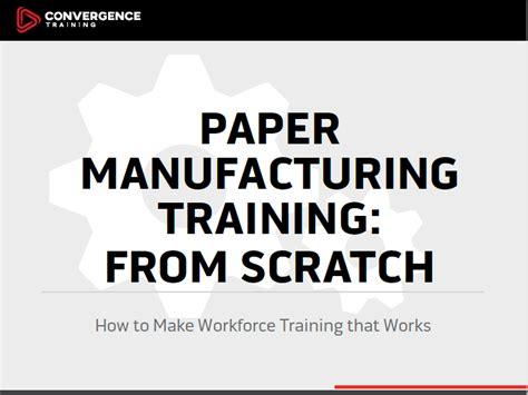 Paper Courses - paper machine hazards