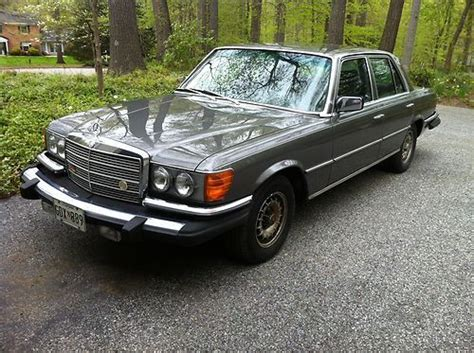 1980 mercedes 300sd buy used 1980 mercedes 300sd turbo diesel for sale