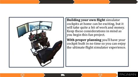 build your own house simulator build your own flight simulator cockpits at home
