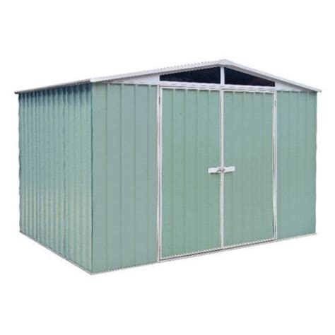 Absco Shed Review by Absco Sheds 30222dk Daylite 10 X 7 Ft Storage Shed