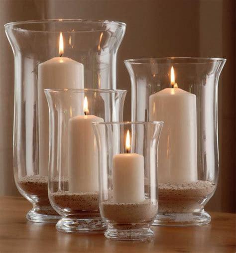 Kerzenhalter Aus Glas Für Kerzenleuchter by Kerzenhalter Windlicht Aus Glas 4 Teiliges Set 301696