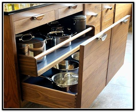 kitchen cabinet drawer design incredible pull out drawers for kitchen cabinets modular