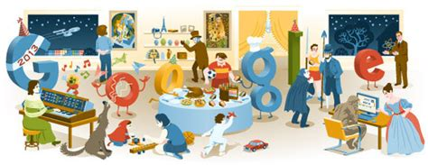 google images new year new year s day 2013 google logo