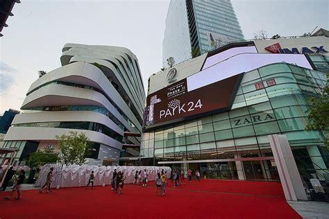 emquartier bangkok luxury mall opens  red