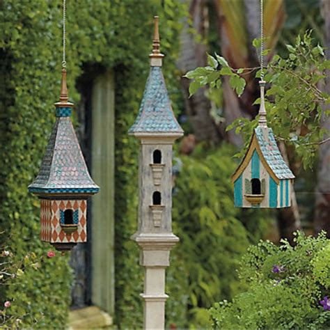 victorian birdhouse collection eclectic birdhouses