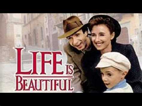 film it a beautiful life great movie themes 6 life is beautiful 1 main theme by
