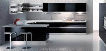 Latest Designs In Kitchens by Inside A Mansion Modern Kitchen New Modern Home Designs