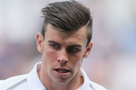 Gareth Bale Haircut Lengths | cool gareth bale hairstyle 2017 name with hair color