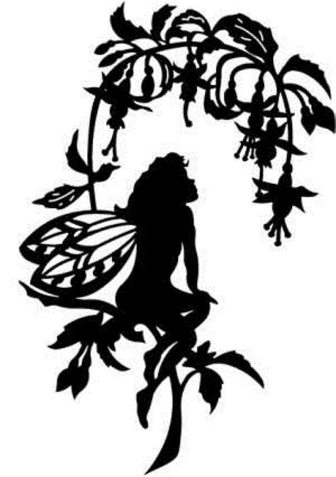 silhouette tattoo paper uk silhouette cross stitch chart fuchsia fairy cross