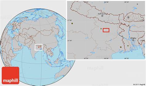 map of begusarai gray location map of begusarai
