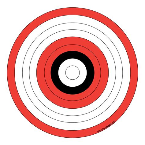 evike printable targets target clipart airsoft pencil and in color target