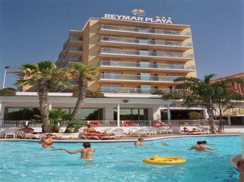 Reymar Playa Hotel, Malgrat de Mar, Costa Brava, Spain