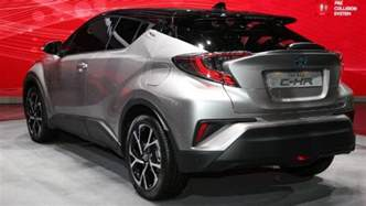 Toyotas Suv New Toyota C Hr Crossover Suv Confirmed For Nz Stuff Co Nz