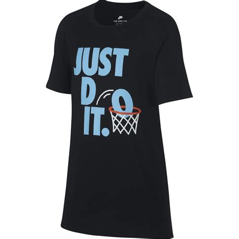 T Shirt Nike Basket t shirt nike basketball enfant black basket4ballers