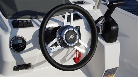 hydraulic steering slipping on boat karnic powerboats sl602