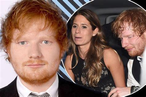 ed sheeran wife ed sheeran hints at wedding bells after saying he feels