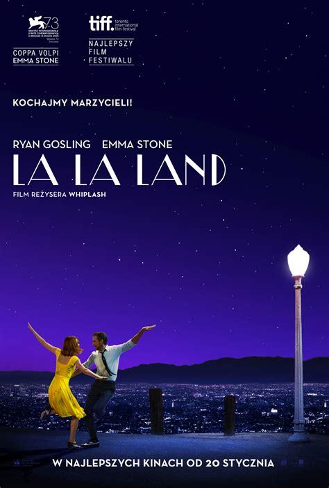 Plakat La La Land by La La Land Kino Ars Krak 243 W