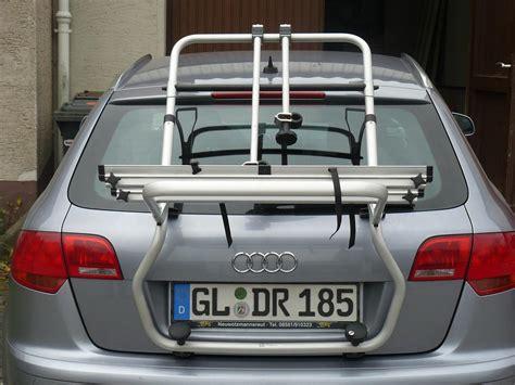 Fahrradtr Ger Audi A3 by Fahrradtr 228 Ger F 252 R Heckklappe A3 Sportback Biete
