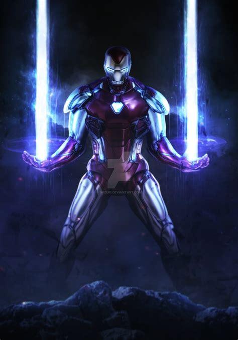 avengers endgame godmode iron man mizuriofficial