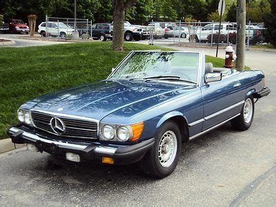 accident recorder 1984 mercedes benz sl class auto manual sell used 2008 sl550 roadster real beauty in sherman oaks california united states for us