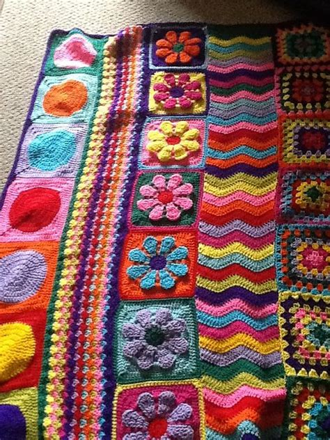 groovyghan crochet pattern rows of different crochet patterns link to the pattern