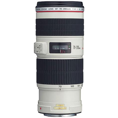 Lensa Tele Canon 70 200 F4l Is Usm canon ef 70 200mm f4l is usm image stabiliser lens