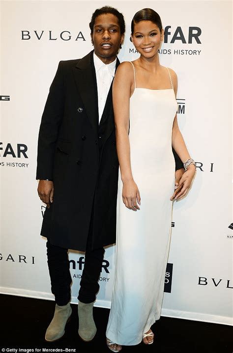 adele exarchopoulos jeremie laheurte split are chanel iman and a ap rocky engaged daily mail online