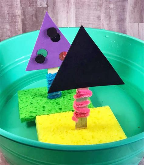 boat crafts for that float a creative floating boat craft and activity for