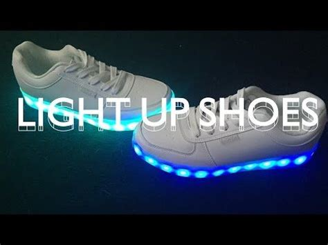 diy light up shoes diy light up shoes make thrift buy 25