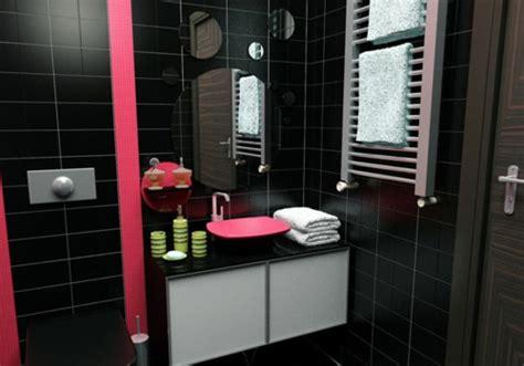 rote und schwarze badezimmer ideen 33 dunkle badezimmer design ideen