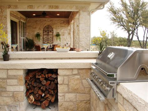 outdoor kitchens and grilling spaces diy
